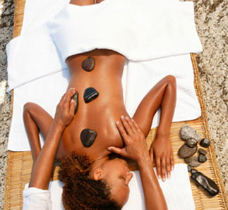 hot stone massage in sioux falls